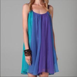 Free People Rainbow Dress ( Summer Sea )